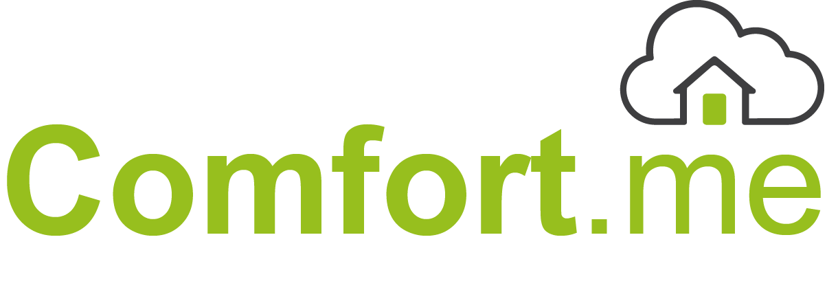 Comfort.me definitive logo