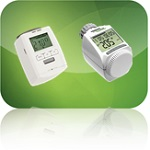 EcoDHOME Digital Thermostatic Head (TTD)