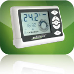 EcoDHOME Wireless Thermostat (WMTE)